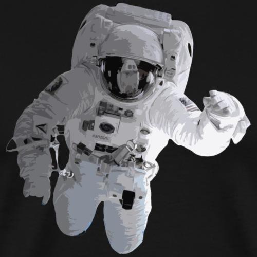 Astronaut No. 2 - Men's Premium T-Shirt