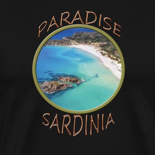 PARADIES SARDINIEN - Männer Premium T-Shirt