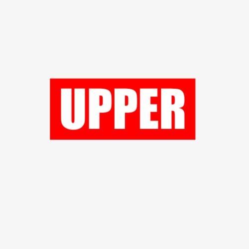 Upper Red - T-shirt Premium Homme