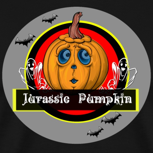 Jurassic Pumpkin - Männer Premium T-Shirt