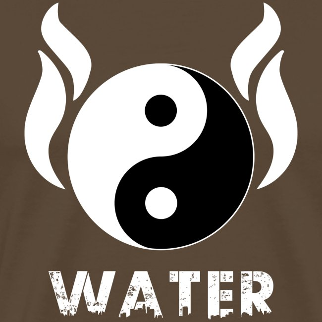 YIN YANG WATER