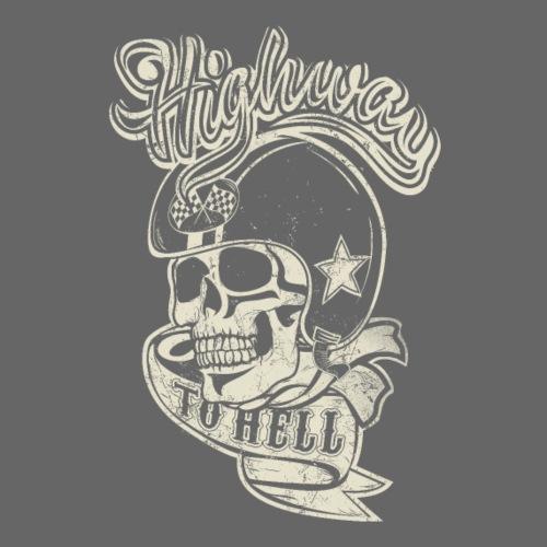 Way to Hell - Männer Premium T-Shirt