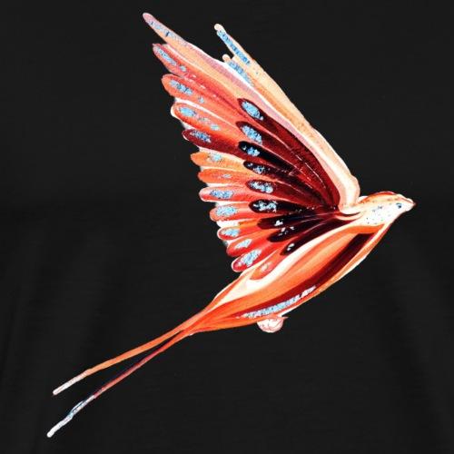 Bird011 - Männer Premium T-Shirt