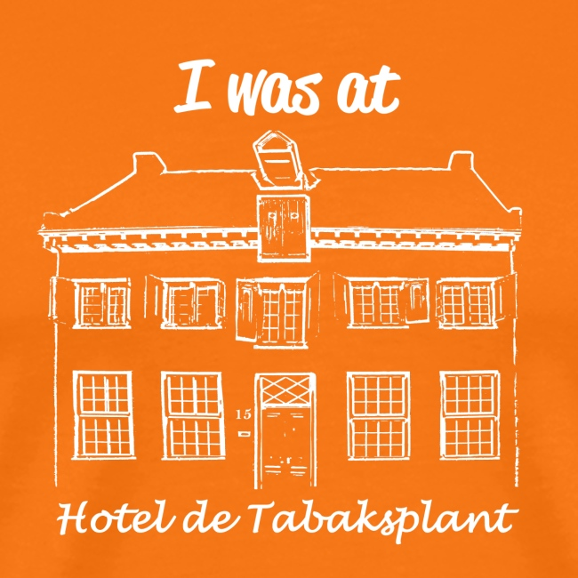 I was at Hotel de Tabaksplant WIT