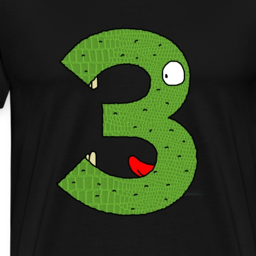 impro Triptyque - T-shirt Premium Homme