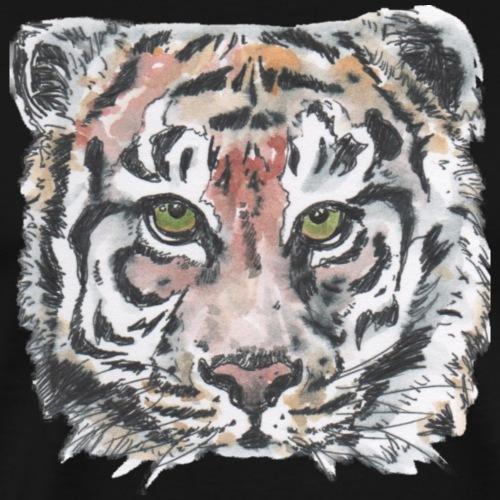 Oeil du tigre - T-shirt Premium Homme