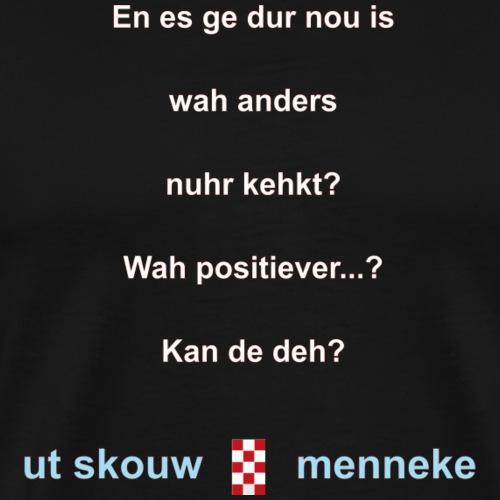 Andres kehke w - Mannen Premium T-shirt