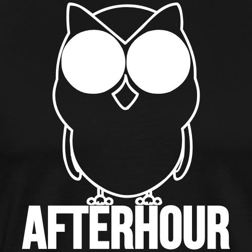 Afterhour Owl - Men's Premium T-Shirt