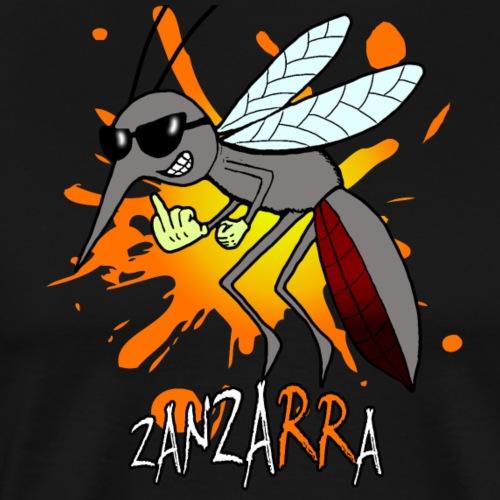 ZANZARRA (Arancio) by Kaotika - Maglietta Premium da uomo