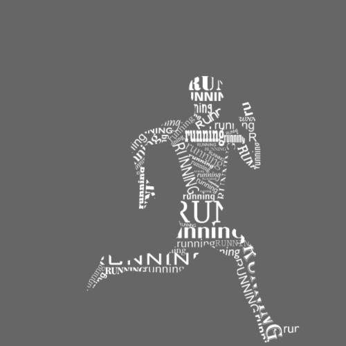 run - Koszulka męska Premium