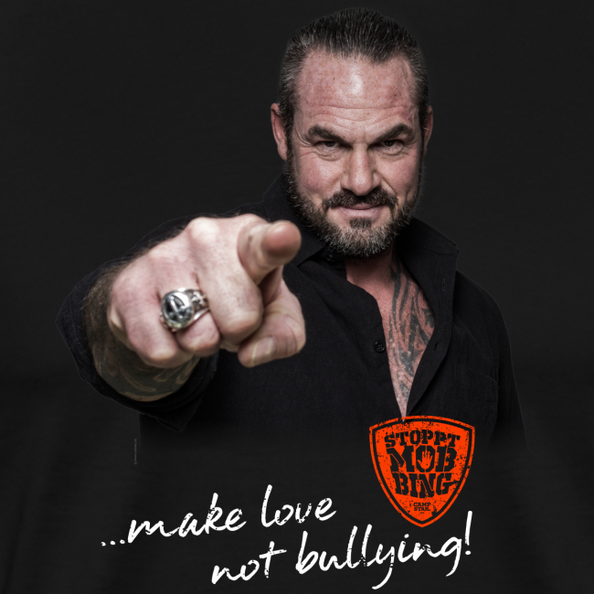 Camp Stahl Collection Carsten Stahl Make Love Not Bullying
