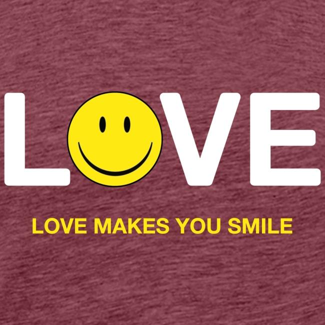 Love Makes You Smile