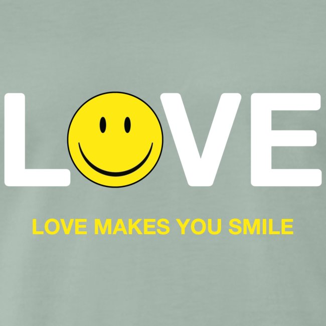 Love Makes You Smile