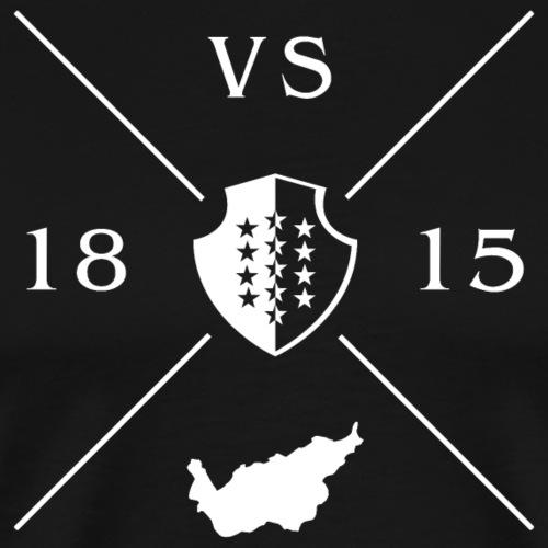 VALAIS – WALLIS –1815 - Männer Premium T-Shirt