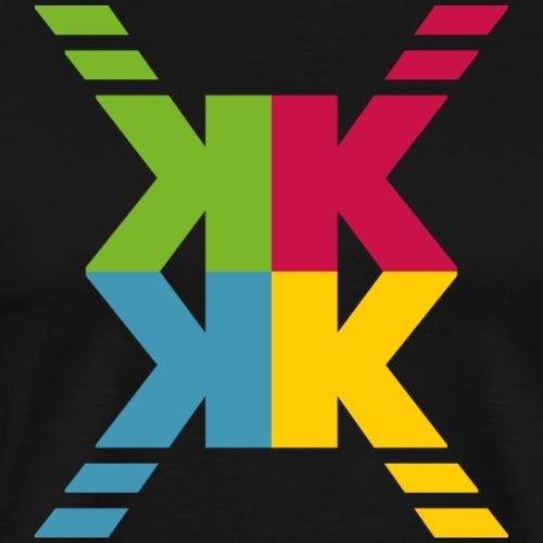 K-olors - Camiseta premium hombre