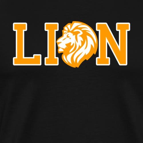 Proud Lion - Men's Premium T-Shirt