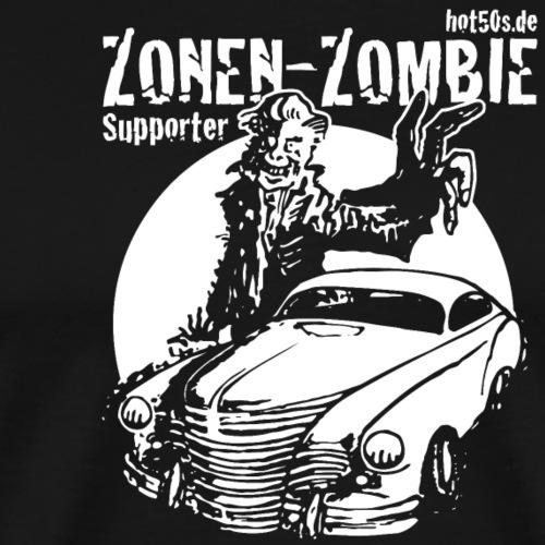 Zonen Zombie Supporter Shirt - Männer Premium T-Shirt