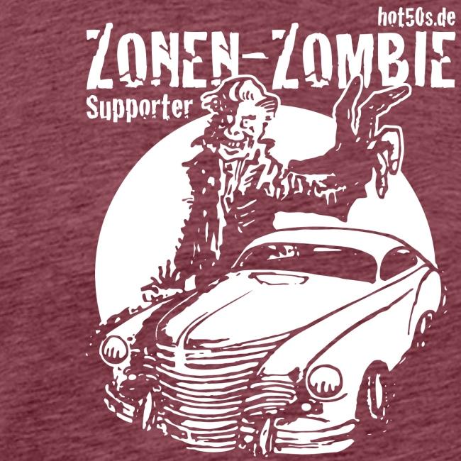 Zonen Zombie Supporter Shirt