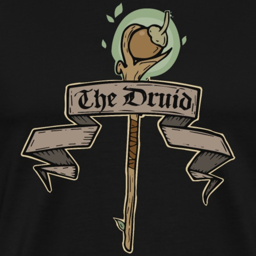 The Druid - Men's Premium T-Shirt