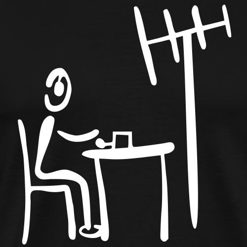 Morsen - Männer Premium T-Shirt