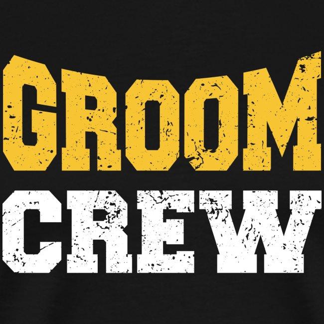 Groom Crew Junggesellenabschied