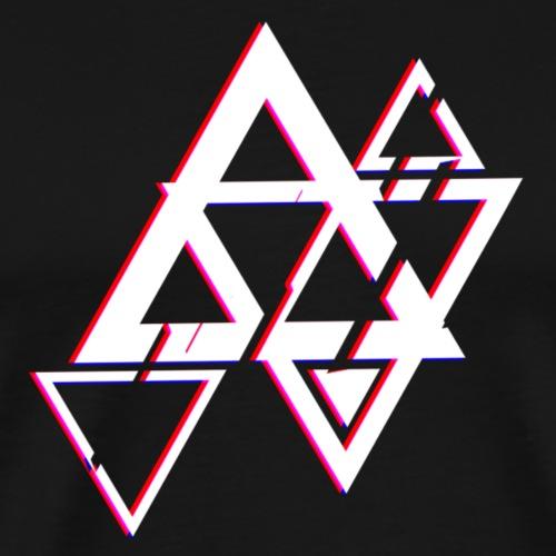 TRIΔNGLES - Männer Premium T-Shirt
