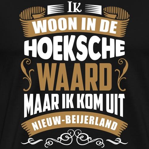 Nieuw-Beijerland - Mannen Premium T-shirt