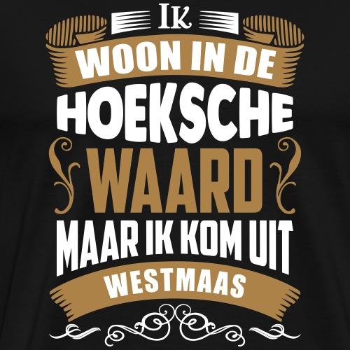 Westmaas - Mannen Premium T-shirt