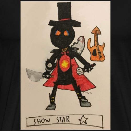 Show Star BY TAiTO - Miesten premium t-paita