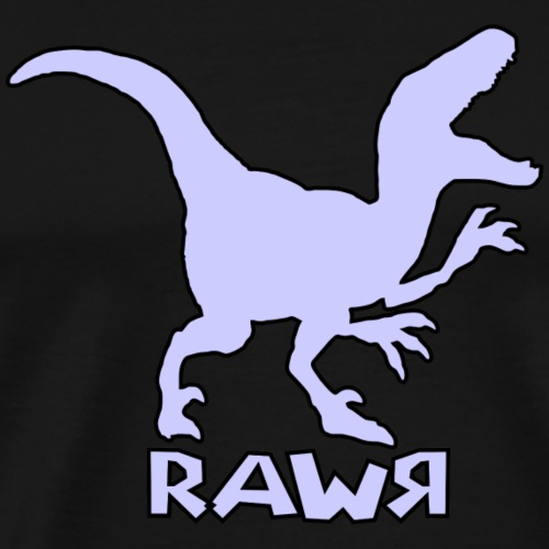 rawr - Men's Premium T-Shirt