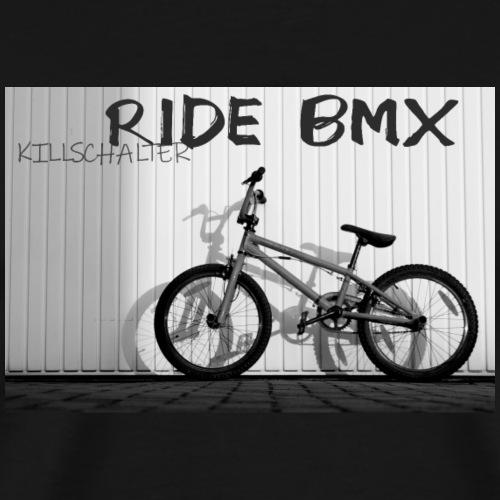 Jedź BMX - Koszulka męska Premium