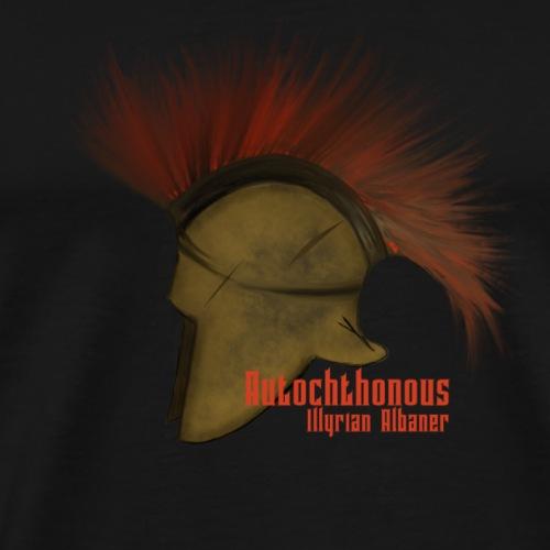 Helmeta Ilire - Männer Premium T-Shirt