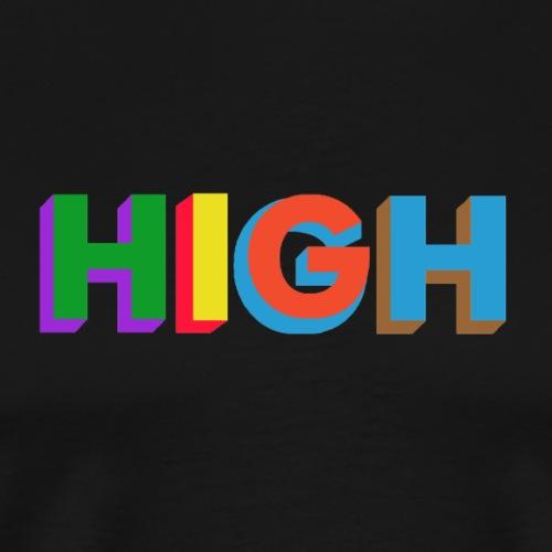 HIGH - T-shirt Premium Homme