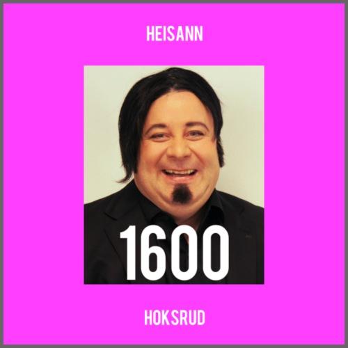 Heisann Hoksrud - Premium T-skjorte for menn