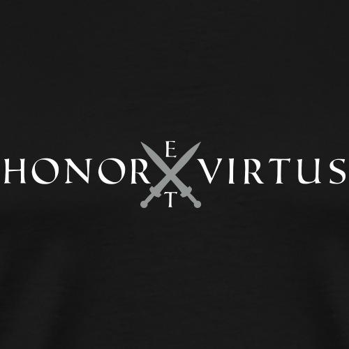 Honor Virtus 2 - Männer Premium T-Shirt