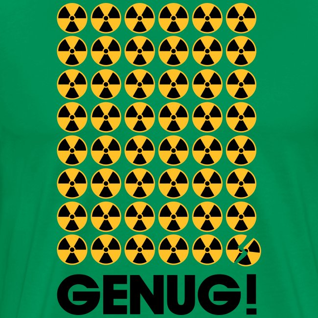 Atomkraft - GENUG!