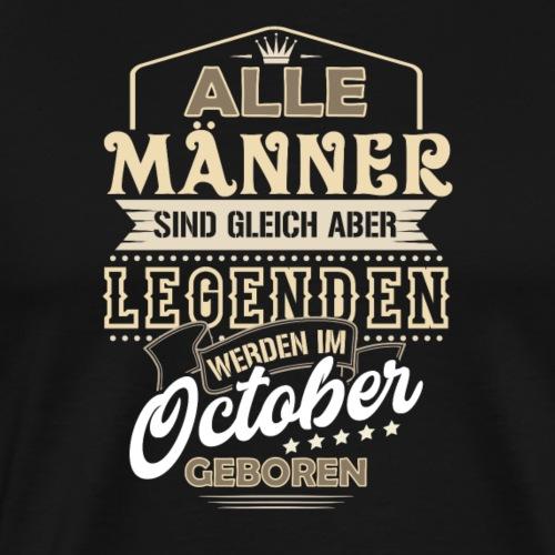 Mann Männer Legende Geburtstag Geschenk B-Day Mai - Männer Premium T-Shirt