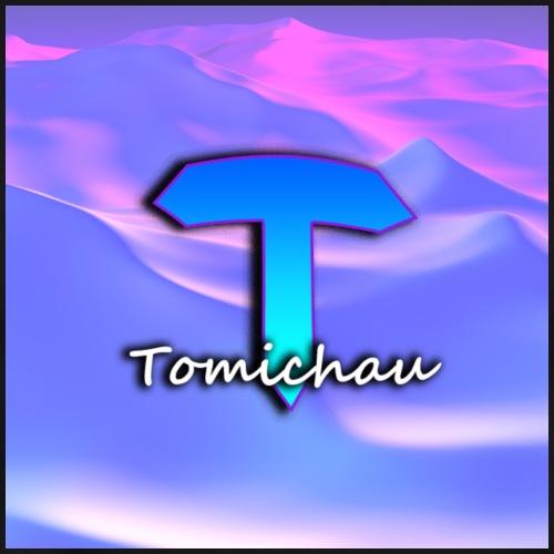 logo tomichau jeu - T-shirt Premium Homme