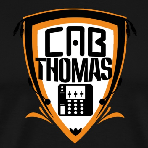 cab.thomas - alternativ Logo - Männer Premium T-Shirt