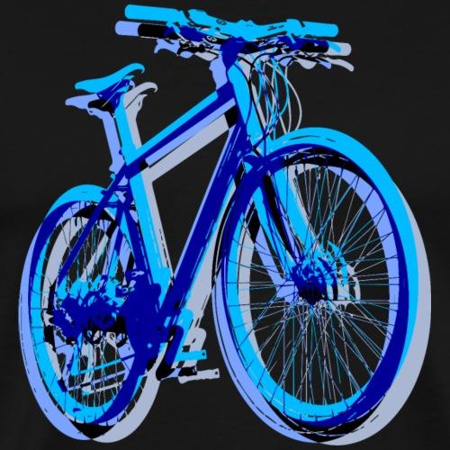 Fahrrad Bike Outdoor Fun Radsport Radtour Freiheit - Men's Premium T-Shirt