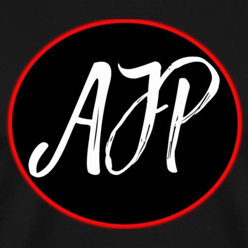 AJP Watermak Logo - Men's Premium T-Shirt