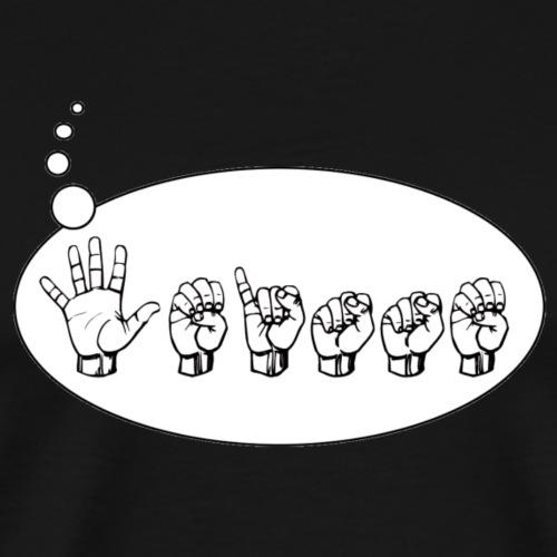 Sch... - Männer Premium T-Shirt