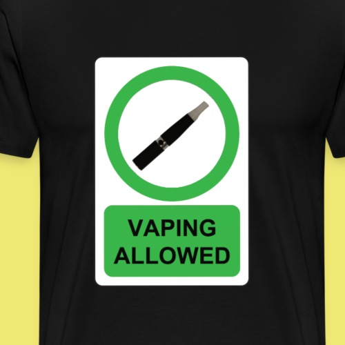 Vaper Community - Männer Premium T-Shirt