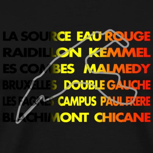 SPA - Männer Premium T-Shirt