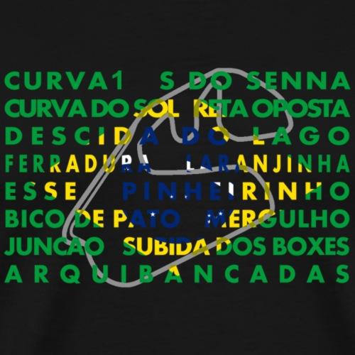 Interlagos - Männer Premium T-Shirt