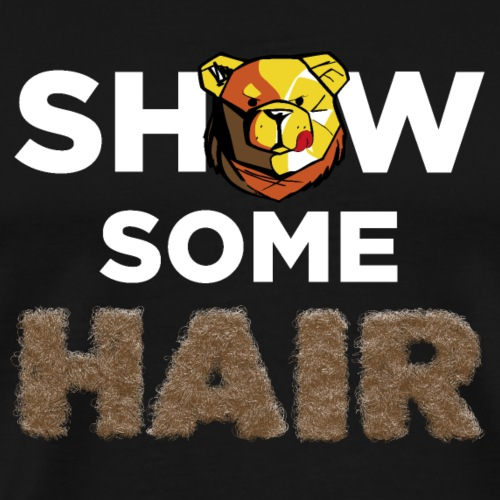 SHOW SOME HAIR