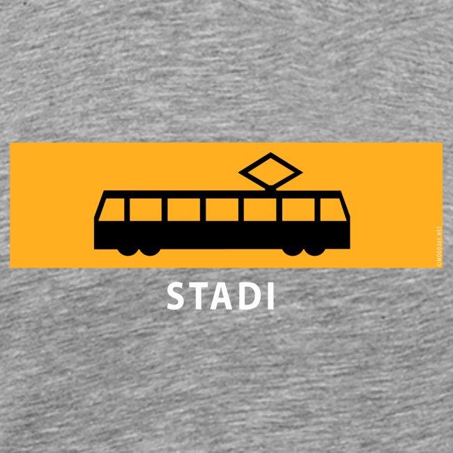 STADIN RATIKKA PYSÄKKI KYLTTI T-paidat ja lahjat