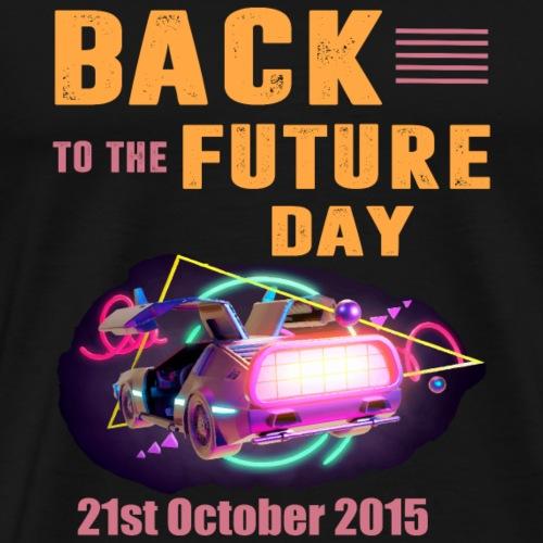 Zurück in die Zukunft - Männer Premium T-Shirt
