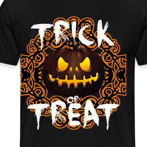 trick op treat - Men's Premium T-Shirt
