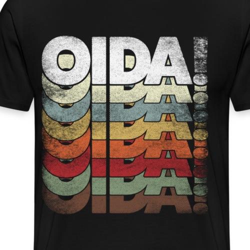 OIDA Österreich - Geschenk - Männer Premium T-Shirt
